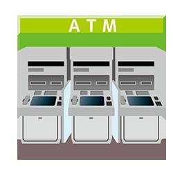 ATMから借入できるノンバンク
