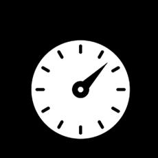 時間を測るためのストップウォッチ